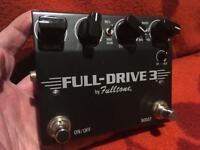 Fulltone Fulldrive 3 Full Drive 3 FD3