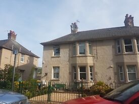 2 bed furniture flat Burntisland fife