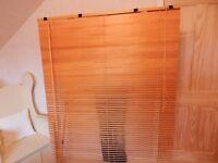 Wooden Venetian Blind - £10