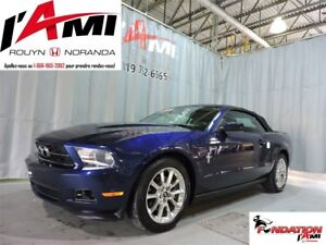 2011 Ford Mustang V6 CUIR MAGS