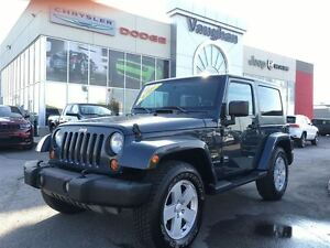 2007 Jeep Wrangler * SAHARA * AIR * 4X4