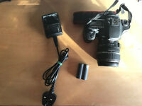 Canon EOS 40D Camera with £ lens and more Excellent Condition