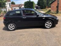 2005 ALFA ROMEO 147 1.9 JTD DIESEL. MULTIJET LUSSO 3 DOOR . LONG MOT CHEAP TAX..