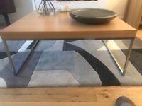 BoConcept Oak Coffee Table
