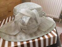 Ladies hat suitable for wedding/races