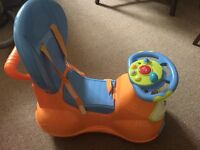 Chicco ride on you excellent condition