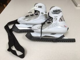 Roches Biomex Adjustable Ice Skates