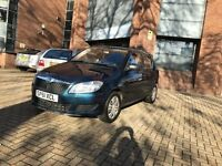 Skoda fabia one owner service history full mot only £3195