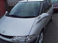 Renault Espace 2001 Breaking for spares or repair