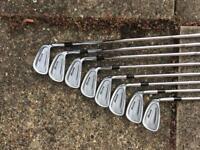 Mizuno MP-57 golf clubs