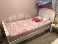 Single bed for your little princess or prince