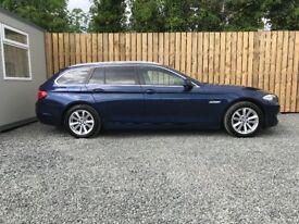 DECEMBER 2010 NEW MODEL BMW 520D SE MANUAL ESTATE CAR ( mercedes jaguar mpv )