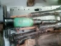 Jack Jammer/ pneumatic hammer drill