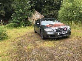 BARGAIN! 56 plate Audi A6 2.0TDI avant. £2k no less. Maybe swap try me.