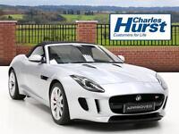 Jaguar F-TYPE V6 S (silver) 2014-01-09