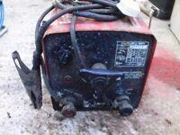 electric welder working order 240volts