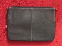 High quality leather case - MacBook Air or other 13 in laptop