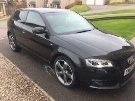 Audi A3 2.0 TDI Black Edition 3dr
