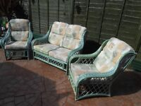3 piece Conservatory Furniture good condition,