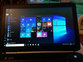 Dell Latitude E5520 Laptop with new SSD and new laptop bag