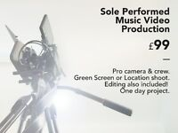 Music Video making, professional editing!!!
