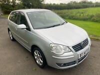 2008 Volkswagen Polo 1.2 Match 60 5dr Mot'd April 2022 6mth warranty