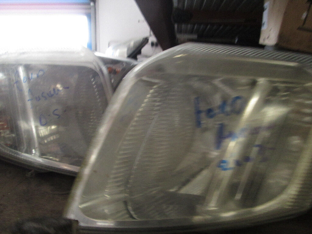 FORD TRANSIT CONNECT HEADLIGHTS FOR SALE BARGAIN!!!!