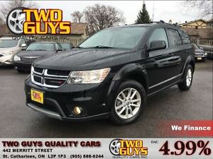 2014 Dodge Journey SXT LOCAL TRADE IN LOW KMS!