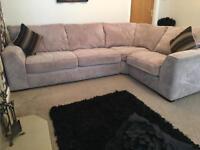 House of Fraser corner sofa