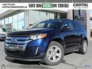 2011 Ford Edge SEL *Leather-Sunroof*