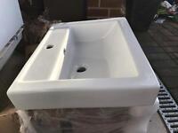 Square sink brand new