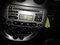 Ford ka (97-08) cd/radio excellent!