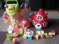 Happyland Boot And kettle in excellent condition, complete with characters