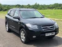 Automatic 7 Seat Hyundai Santa 2.2 CRTD, 3 M Warranty, F S History, Camblet Changed @ 105K, Long MOT