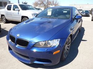2009 BMW M3 Manual & LOW KM & LEATHER & SUNROOF