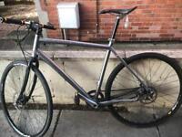 Hybrid Merida spresso commuter bike