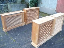 Wooden Radiator covers
