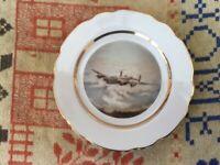 Aircraft wall plates