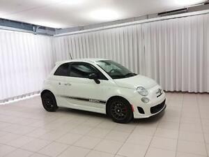 2013 Fiat 500 ABARTH 3DR HATCH