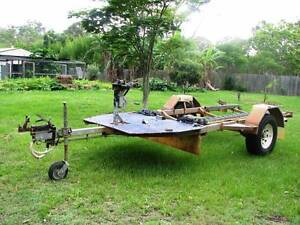 Boat Trailer, Off Road or Beach, Heavy Duty, Custom made Off Road Browns Plains Logan Area Preview