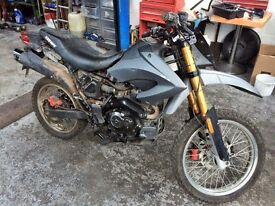 KEEWAY 125 TX BREAKING FOR PARTS ALL PARTS FOR SALE