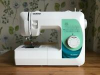 Brother Sewing Machine JK2500NT
