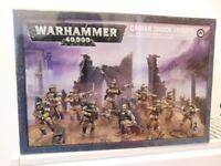 Warhammer 40k Cadian Shock Troops Still in Box