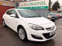 Vauxhall Astra 1.6 i VVT 16v Excite 5dr£6,500 p/x welcome 1 YEAR FREE WARRANTY. NEW MOT