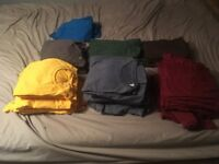 60 Organic Cotton T Shirts - New - Various colours and sizes