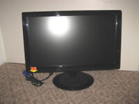 "19"" LCD WIDESCREEN PC COMPUTER MONITOR"