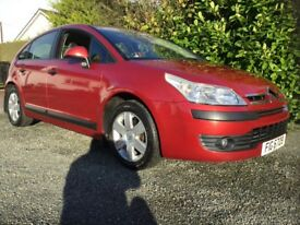 Citroen c4 1.6 sx mot October 2018 great condition trade in considered cookstown