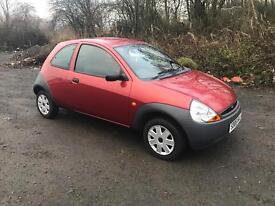 Ford Ka only 17000 miles like new