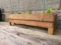Simple garden planter