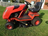 """COUNTAX RIDE ON MOWER K18 TWIN 16HP-- 40"""" MULCHING DECK- OR REAR DISCHARGE"""